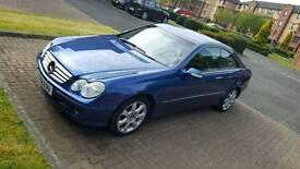 Mercedes Clk new shape low miles