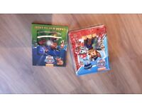 Unused gift Paw Patrol Book and Coloring tin Bundle
