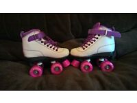 girls roller boots size 13