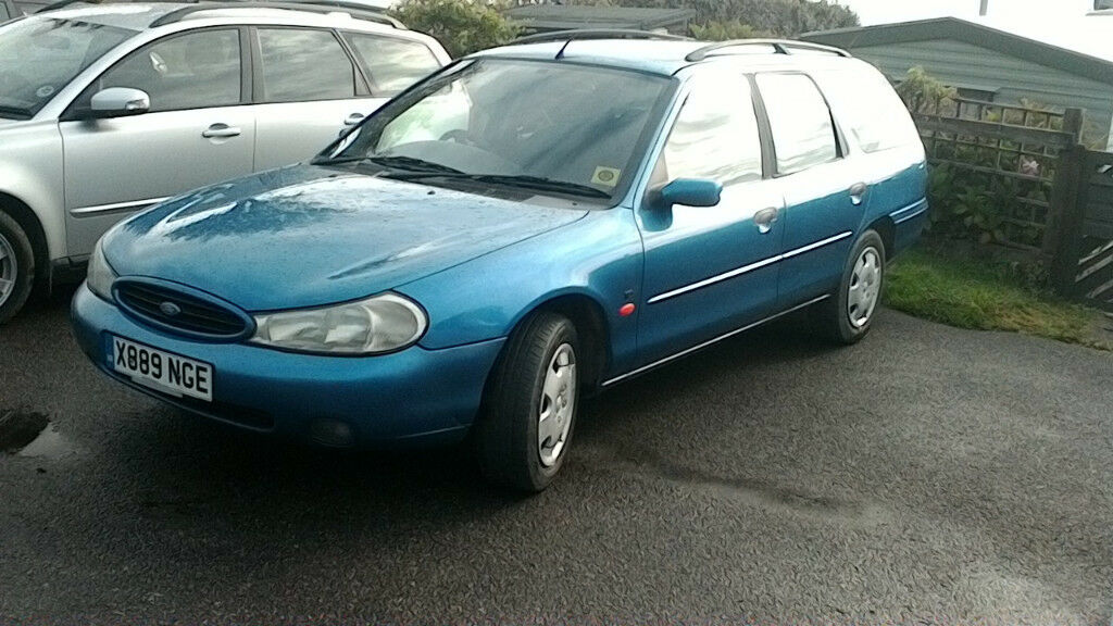Ford Mondeo Estate 18Lxtd Lovely Little Runner Good Condition Inside And Out 8 Months Mot