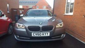 BMW 5 series 528i 3.0 petrol 258KM High-spec