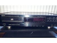 Denon Tape, Radio & CD player (no speakers)