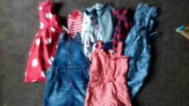 Girls 3-4 year bundle