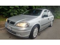 VAUXHALL ASTRA LS 8V AUTOMATIC//LOW MILEAGE £850