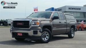 2014 GMC Sierra 1500 DOUBLE CAB, ONE OWNER, NO ACCIDENT