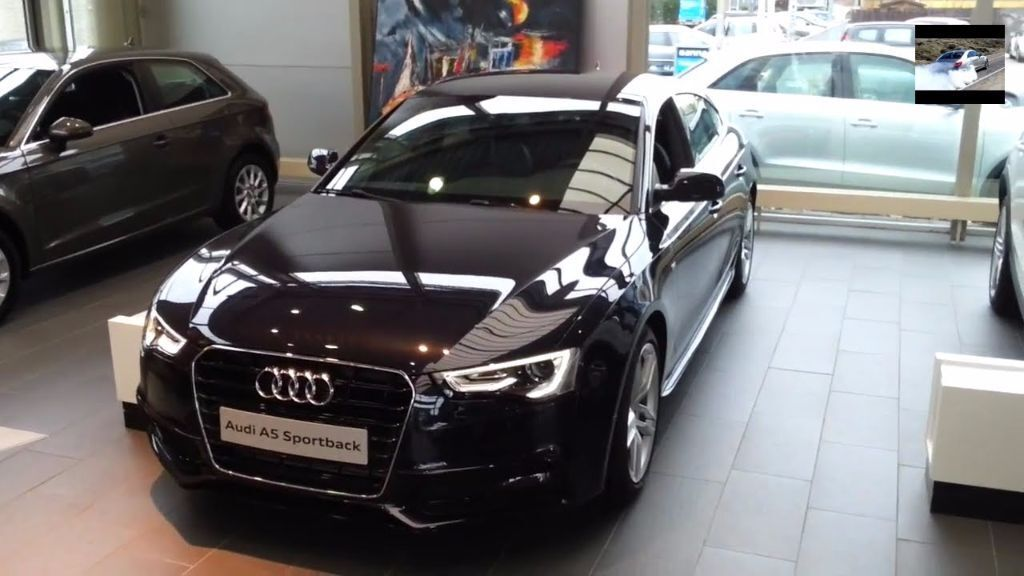 Audi A5 Rear Led Lights Facelift Saloon In Hackney