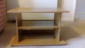 wooden TV stand/ unit