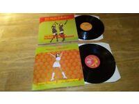 2 x fantazia house collection vol 3 / 4 healy whitehead 7 x LP's