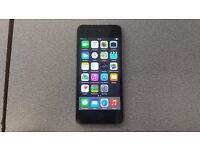 APPLE IPOD TOUCH 5TH GEN 16GB WITH CAMERA & RECEIPT