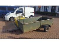 Scrap box trailers, Caravans and parts wanted