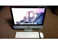 iMac 21.5 - 2.5 GHz Intel Core i5 - 16GB RAM