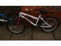 *3 x Kids Bikes ** first 2 with gears **