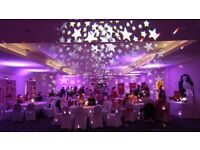 Quality, professional Wedding and party disco - mobile disco Leicestershire & East Midlands