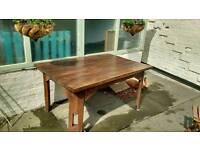 Teak Dining / Garden Table