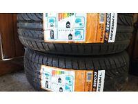 tyres run flat mini's