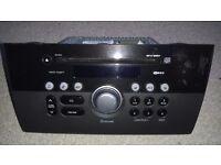 Suzuki swift car cd radio, original perfect working order 2009
