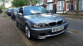 BMW 325Ci Msport coupe manual Facelift NEW MOT