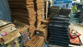 Door mats 5300 jvl mats joblot rrp £30k