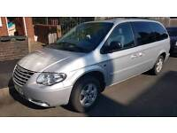 CHRYSLER GRAND VOYAGER EXECUTIVE XS STOW'N GO 57 REG