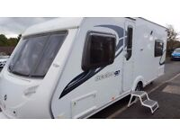 Sterling Eccles Jewel 90, 2010, 4 berth, Fixed Bed Including Lots of Extras!