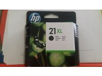 Brand new - Genuine HP 21XL Extra Large Capacity Black Ink Cartridge