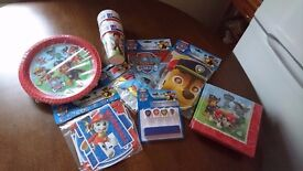 Paw patrol party set for 16