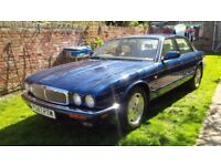 Jag XJ6 ...No MOT, Sold as SPARES OR REPAIR