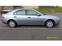 2007 FORD MONDEO 1.8 LX , BARGAIN