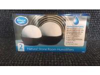 Natural stone room humidifers