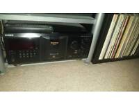 SONY CDP-CX355 300 DISC CD PLAYER
