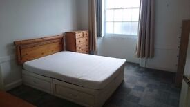 Large Double room with ensuite available in Grade II listed Georgian Townhouse!
