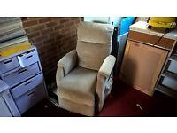 Electric Motor Riser Chair