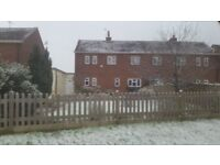 Mutual exchange - our 3 bed house for your 2 bed