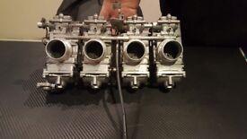 Kiehin FCR 41 Carburettor
