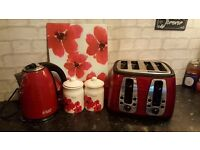 RED russel hobs kettle, american toaster and more only £25