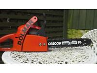Makita dolmar ps45 45cc petrol chainsaw in excellent condition