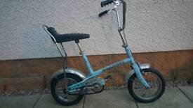 Raleigh Budgie....70s iconic bicycle...