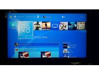 PlayStation 4 1tb immaculate condition