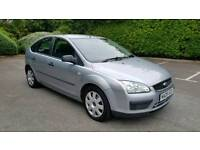 2005 FORD FOCUS 1.6 LX, LONG MOT, LOW MILES, NICE DRIVE TIDY CONDITION