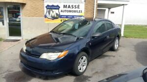 2007 Saturn Ion Quad Coupé Automatique,Climatiseur,Mags,2 set de