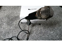 High quality Fifine Technology Microphone for home studio, podcasts, gaming, skype etc