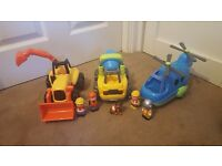 Early Learning Center toy bundle