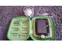 LeapPad 2 with case and 2 games