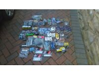 HUGE BUNDLE OF FULLY SEALED BIKE PARTS, BITS AND ACCESSORIES WITH A RETAIL VALUE OF OVER £150!