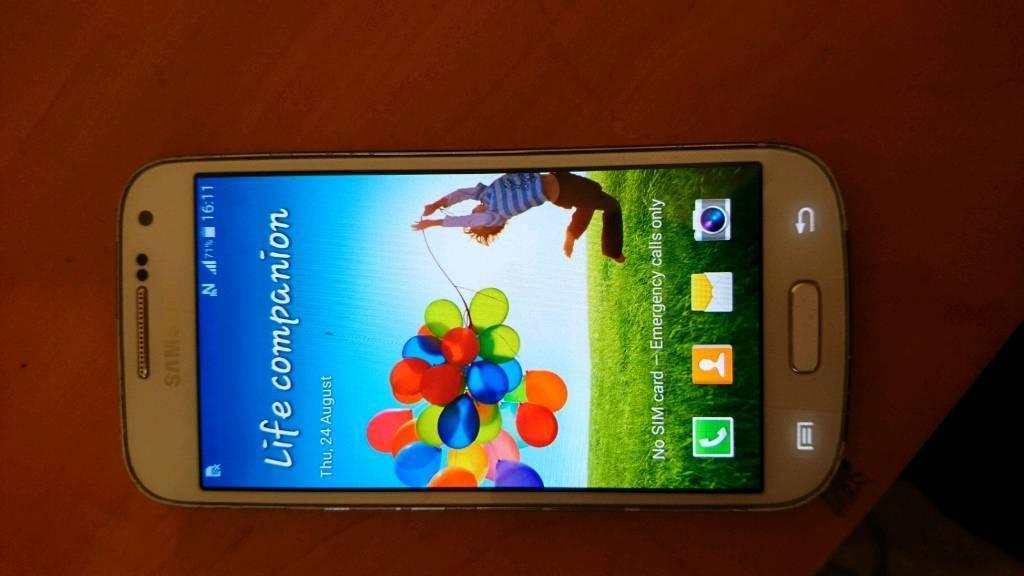 Samsung Galaxy S4 Mini EE