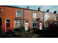 2 bed mid terrace. 2 reception. GCH. Db glazed. Bathroom with shower. new carpets throughout.