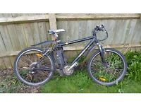 Electric Bike - Urban Mover 33x - Excellent Condition