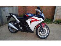 Stunning Honda CBR250 for sale