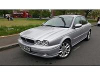 JAGUAR X TYPE AUTOMATIC LOVELY CONDITION RED LEATHER SEATS FSH