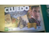 Cluedo. Harry Potter edition